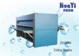 Hoja de Control VFD industrial plegable de la máquina del rodillo de planchado de 800 mm de diámetro