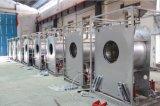 De elektro het Verwarmen Wasmachine van de Wasserij met Wasmachine en Trekker
