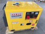5kVA Portable Type Son Prrof Diesel Generator 6500ds à vendre
