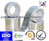 Cinta de papel de aluminio conducto con silicona de liberación del papel