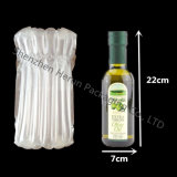 Bolso de empaquetado de la columna inflable del aire del aceite de oliva