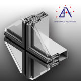 De architecturale Uitdrijving van de Legering van het Aluminium voor Gordijngevel