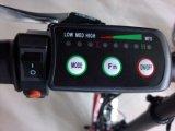 Bici eléctrica de la batería de litio con el marco plegable de aluminio (CB-16F02)
