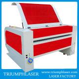 O cortador do laser de Perpex para o cortador do laser do cartão para o acrílico assina China
