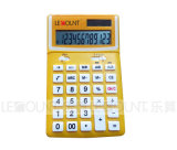 Adjustable LCD Screen (LC227T-JP)の12のディジットDual Power Desktop Calculator