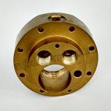 Soemcnc-drehenmaschinell bearbeitende Messingkarosserie für industrielles Gerät