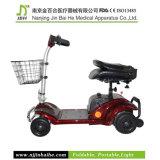 270W precio eléctrico plegable invalidado de la vespa de cuatro ruedas