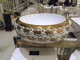 陶磁器のコップの版のティーポットのチタニウムの金イオンコータ