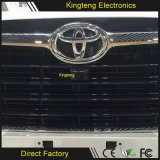 Cámara del frente del coche de la opinión trasera del CCD de la visión nocturna HD para el montañés 2015 de Toyota