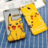 2016 juegos calientes Pokemon van móvil de Pokeball TPU/caja del teléfono celular para iPhone5/6/6plus