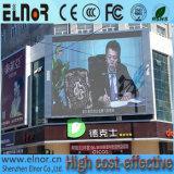 Wasserdichter P6.25 farbenreicher im Freien LED Mietbildschirm