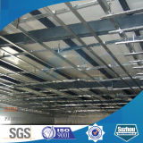 Perfis galvanizados do aço do teto do metal de Omega