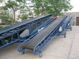 Automatisierter Portable/Mobi/mobiler Riemen, der Materialtransport-/Förderanlagen-Systeme erhöht