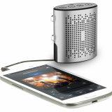 Mini altoparlante portatile senza fili di Bluetooth dell'acquazzone con la batteria ricaricabile