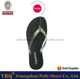 Pistone piano dei sandali della spiaggia delle cinghie della cinghia di cadute di vibrazione delle donne T