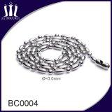Collana variopinta della catena del branello delle sfere di fascino del metallo