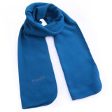 Fashion Polar Fleece Knitted女性スカーフ(YKY4337-1)