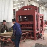 Grosser automatischer Kleber-Ziegelstein-Maschinen-Preis der hydraulischen Presse-Qt8-15