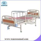 セリウムの品質のABSは不安定な手動病院用ベッドを選抜する