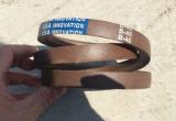 IndustialのVベルト、ゴム・ベルト、伝達ベルト、標準的なベルト