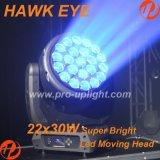 22X30W RGBW 4in1 LED Moving Head B-Eye K10