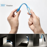 Promotion LED LED portable de haute qualité pour ordinateur portable et informatique, pour Xiaomi Mi USB Charged LED Light