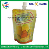 Standup Zak van Spuiten voor De Verpakking van het Vruchtesap