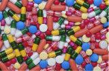 Comprimé à croquer de vitamine C certifié par GMP