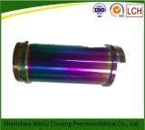 Supporto di alluminio lavorante di giro di CNC di abitudine variopinta multifunzionale