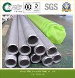 Pipe sans couture ASTM 304 d'acier inoxydable 300 séries