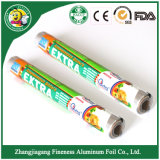Papier d'aluminium de ménage pour les plateaux de nourriture (FA303)