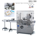 آليّة عالة [فولدينغ كرتون] آلة تغليف بالورق المقوّى معدّ آليّ لأنّ صينيّة بلاستيكيّة ([دز-120])