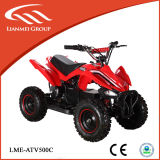 Poder Chain novo ATV elétrico do excitador 500W do modelo 4wheels