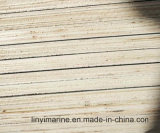 la película de 21*1250*2500m m Brown hizo frente a la madera contrachapada