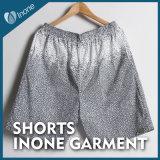 Inone 099 Mens nada Shorts ocasionais da placa das calças curtas