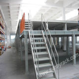 Plataforma aprobada de la estructura de acero del almacén del Ce