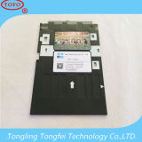 EpsonのためのT50 P50 R290 PVC ID Card Tray