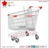 Style australien Huge Capacity Shopping Trolley avec Lower Bottom (OW-AUS160)