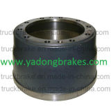 Iveco Brake Drum 597516/2479853 및 Truck Spare Parts 또는 Germany/USA/Canada/Iveco를 위한 Truck Parts