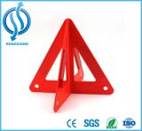 LEIDENE Gevarendriehoek, Weerspiegelende LEIDENE van de Veiligheid Driehoek, Opvlammende Lichte Gevarendriehoek