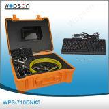 Ausgezeichnete Qualitätswasserdichte Rohrleitung-Inspektion-Kamera, Rohr-Kontrollsystem mit hoher Auflösung