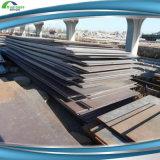 Uso especial de grande resistência da placa de aço do SAE 1008 para o material de construção