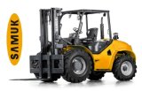 terreno Forklift 4.0-5.0ton di All del terreno di 2WD Rough