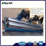 Maximale 5m Width Electrical Mesh Banner Roll Cutting Machine