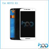 Горячая продавая индикация LCD телефона для Motorola Moto X3 с касанием