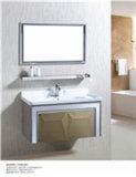 Sanitarywareのステンレス鋼の浴室の虚栄心Yx-8180