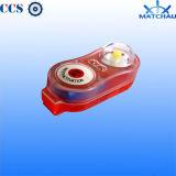 저속한 주파수 자동 조작 LED 구명 재킷 빛