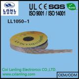 Conetores com cabo de fita do fio do cabo liso de 1.27mm