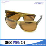 Cat Eye Casual Oval Sunglasses/Eyewear di Eleglant Fashion Oversize per Female