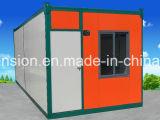 Полуфабрикат/Prefab высокого качества удобное складывая передвижную дом